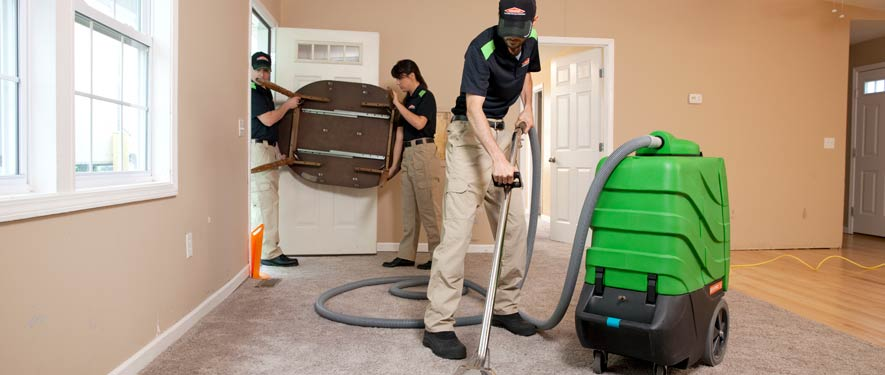 Winchester, VA residential restoration cleaning